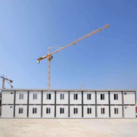 Quels sont les domaines d'application principaux des conteneurs maisons?