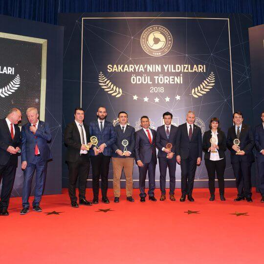 Prefabrik Yapı A. Ş. est comblé de prix