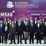 Prefabrik Yapı a Participé à la 9. Conférence Internationale de Qualité dans la Construction