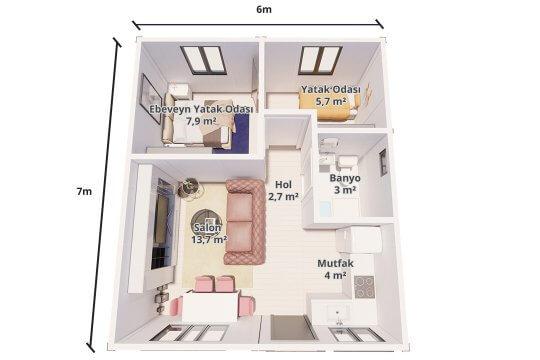 Maison Paquet 42