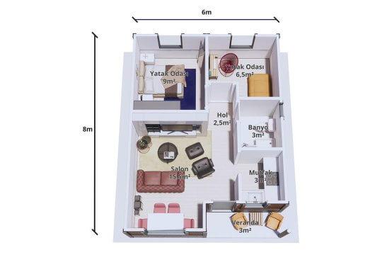 Maison Paquet 48